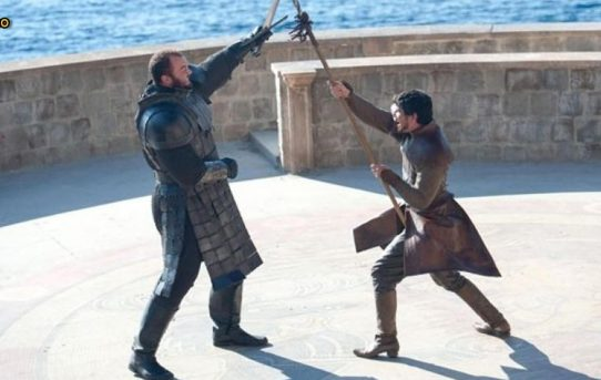 'Game of Thrones' star named 2018 World's Strongest Man