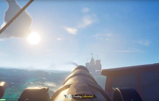 NEW: Sea of Thieves - OMG Justin!