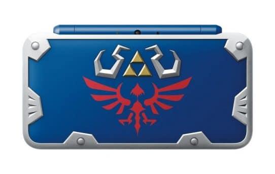 New Nintendo 2DS Is Very Legend Of Zelda