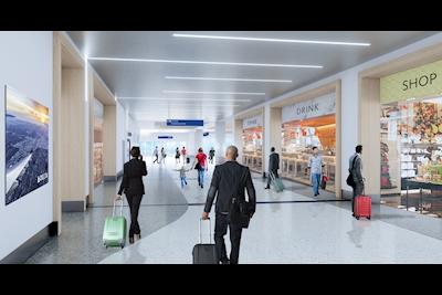 Delta, LAX announce $1.9 billion in terminal upgrades