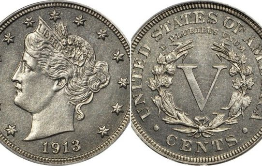A $5 million nickel? Extremely rare 1913 coin up for auction