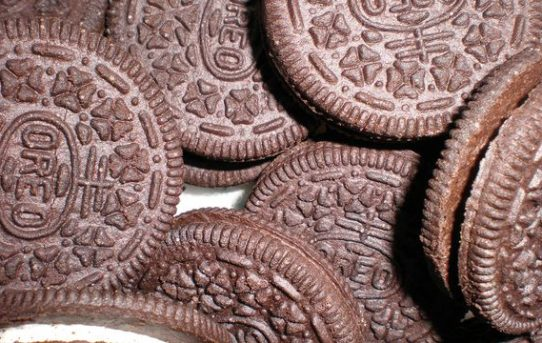 The history of the Oreo cookie