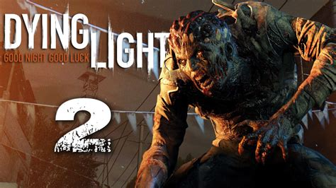 Dying Light 2 announced at E3 2018, with a very special guest