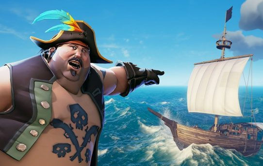 7/14 - My next video: Sea of Thieves: Abusing the Sloops