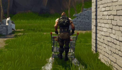 Fortnite's Shopping Carts Are Live And Here's How They Work