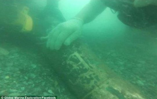 US court rules shipwreck found off Florida coast is French flagship la Trinite which sank in 1565