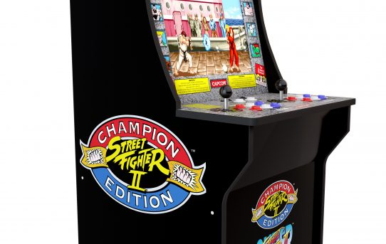 Street Fighter 2 Machine, 4ft, $299