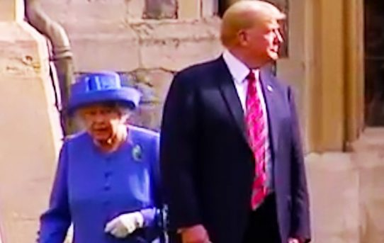 Ozzy Man Reviews: Trumpy vs Queen