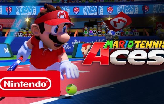Nintendo Switch: Tennis Aces