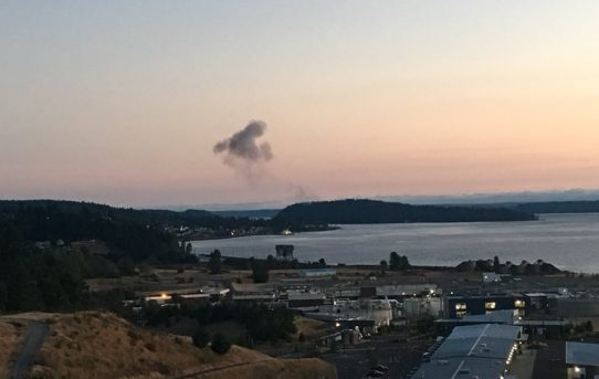Plane crashes after 'unauthorized take-off' from SeaTac airport, officials say