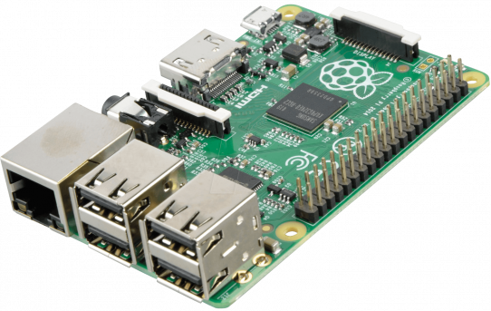 Raspberry Pi 3 Model B+ Board
