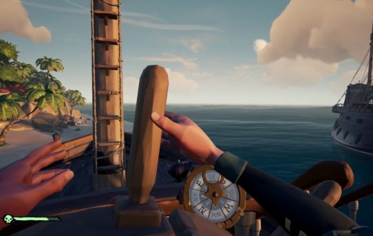 10/15 Sea of Thieves - Someone tried to sell Sloth as a slave