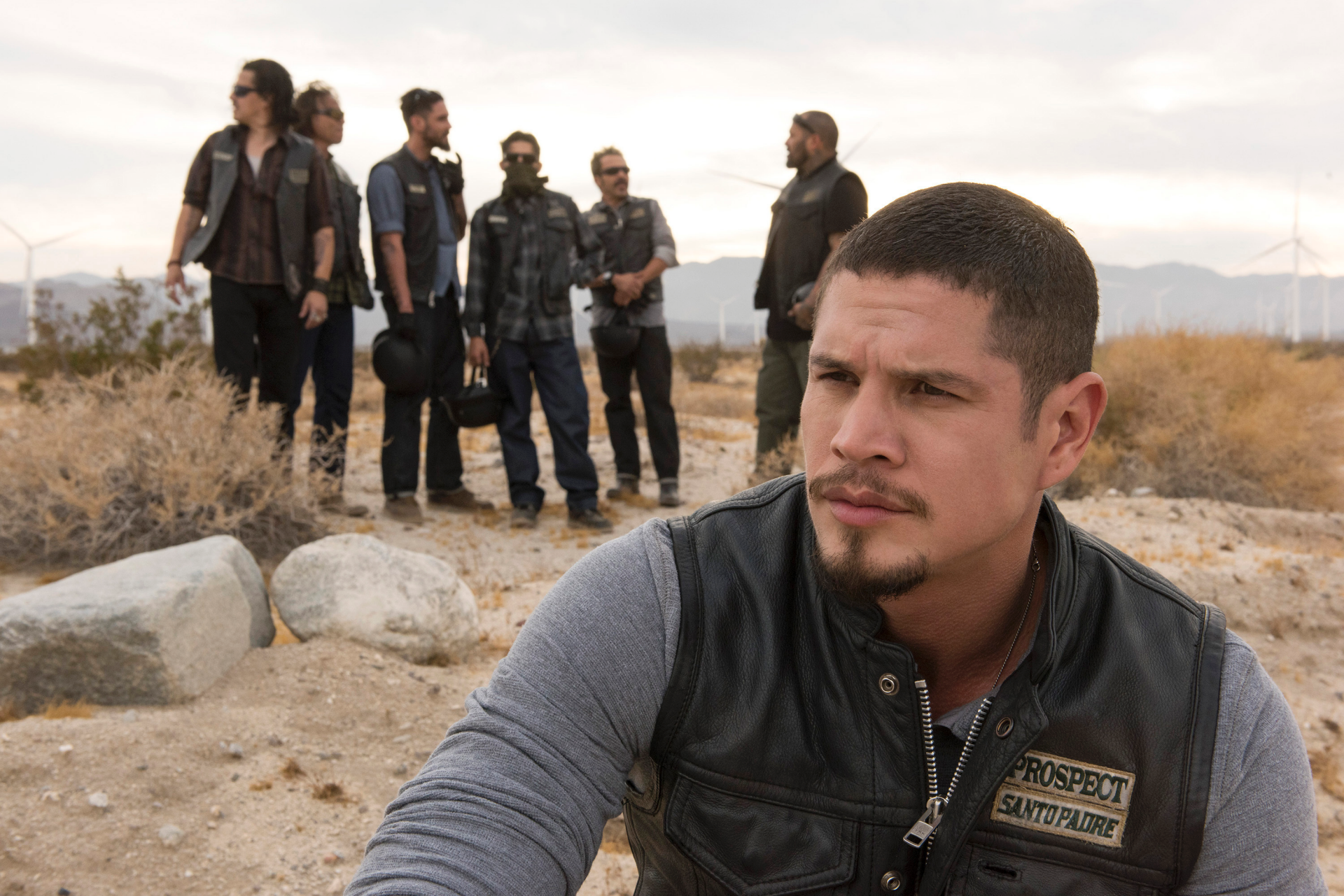 'Sons of Anarchy' spinoff 'Mayans M.C.'