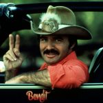SMOKEY AND THE BANDIT II, Burt Reynolds, 1980