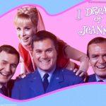 I dream of Jeanie Cast