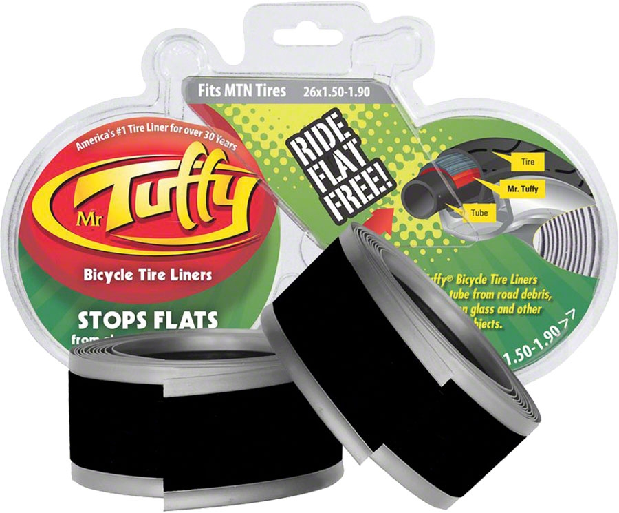 Mr Tuffy Bicycle Tire Liners